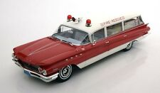 1960 Buick Flexible Premier Emergency Doctor by BoS Models LE of 1000 1/18 Scale