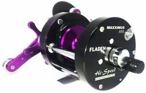 FLADEN-MAXXIMUS-655-HIGH-SPEED-MULTIPLIER-REEL