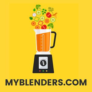Premium Domain Name For Sale: MyBlenders.com