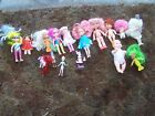 Lot of 16 Vintage Small Dolls