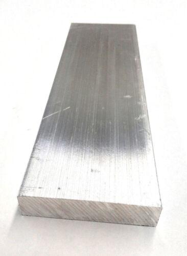 """1/"""" X 8/"""" X 12/"""" 6061 T6511 ALUMINUM SOLID FLAT BAR New Mill Stock Plate 1.000/"""""""