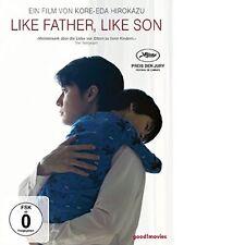 MASAHARU FUKUYAMA - LIKE FATHER,LIKE SON  DVD NEU