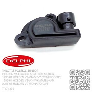 DELPHI-THROTTLE-POSITION-SENSOR-V6-ECOTEC-3-8L-HOLDEN-VS-VT-VX-VY-COMMODORE