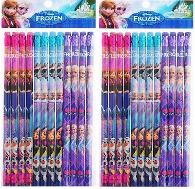 24 PCS Disney Sofia the First Wood Pencils School Party Favor Authentic Licensed