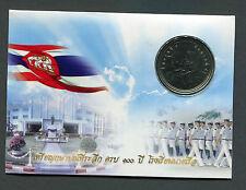 King Bhumibol Adulyadej Royal Thai Navy 50 Baht 2006 Thailand Coin Low Mintage d