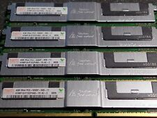 Hynix HYMP151F72CP4N3-Y5 PC2-5300F 16GB ( 4x 4GB ) ECC Server #R2699