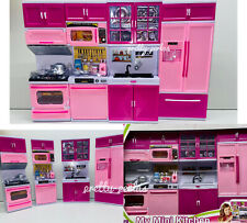 Mini Safety Kitchen Pretend Play Cooking Set Toy For Kids Baby Children Pink Am For Sale Online Ebay