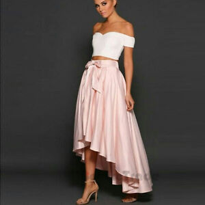 Ball Gown Skirt Dresses For Woman