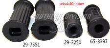 Gummiset BSA A10 A7 B31 B33 54-62 rubber footrest kicker 29-7551 29-3250 42-3159