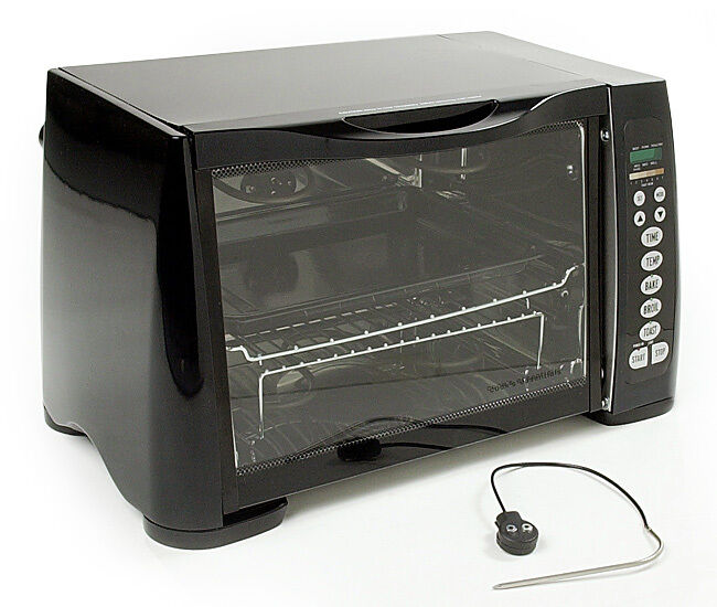 Cook's Essentials T067PBLK Toaster Intelligent Oven Broiler  - (Couleur  blanc)