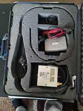 Toshiba Pef 510sb Ultrasound Transducer Endoscopy Amp Kyoritsu Tester In Case