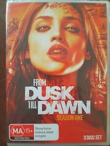 From-Dusk-Till-Dawn-Season-1-3-DVD-Set-Region-4-BRAND-NEW-amp-SEALED