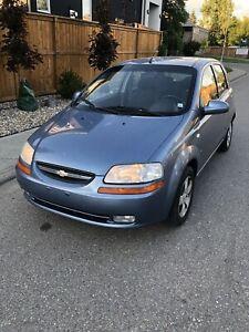 2007 Chevrolet Aveo 5 LT