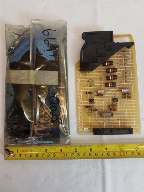 Reliance Automate Input Card - Printed Circuit Board - 230VAC/DC 0-52711-3 New