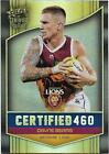 2017 Select Certified 460 (C20) Dayne BEAMS Brisbane 168/460