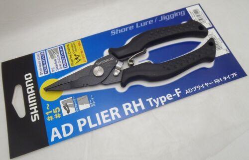 Shimano Japan Split Ring Fishing Pliers Split Ring PE Line Cutter Choose Size