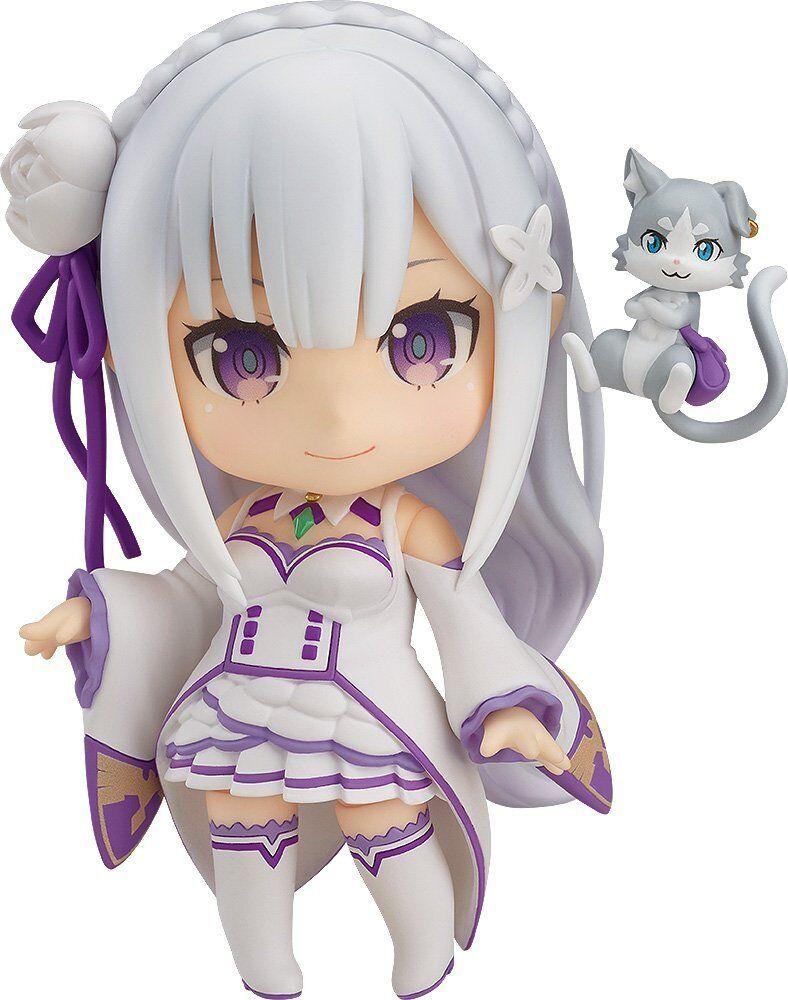 Good Smile Re  Zero - Starting Starting Starting Life in Another World  Emilia Nendoroid 07efae