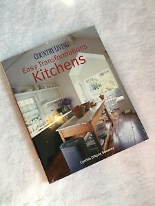 Details about Country Living Easy Transformations : Kitchens by Cynthia  D\'Aprix Sweeney