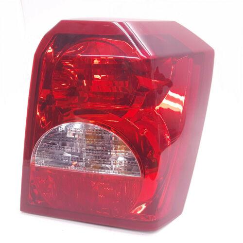 3 BULB 2008-2012 DODGE CALIBER OEM Rear Brake Tail Light Lamp PASSENGER SIDE