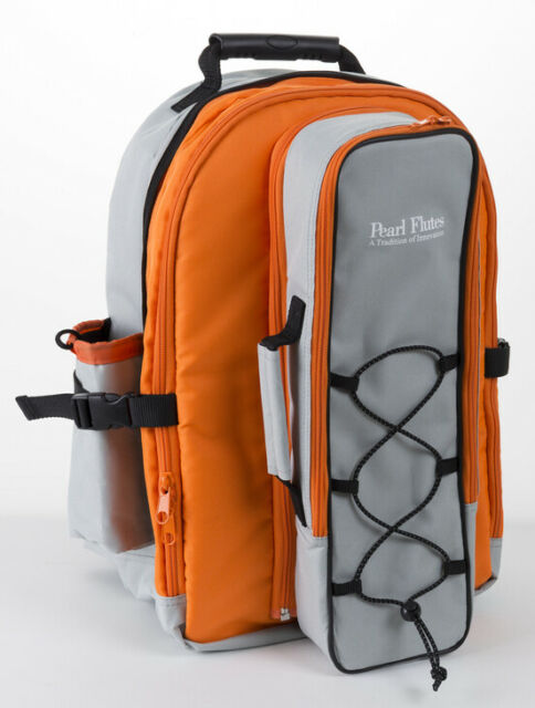 Space for Case Books /& Accessories Pearl Flutes Backpack