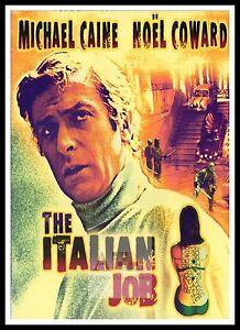 the italian job 3 british movie posters classic vintage
