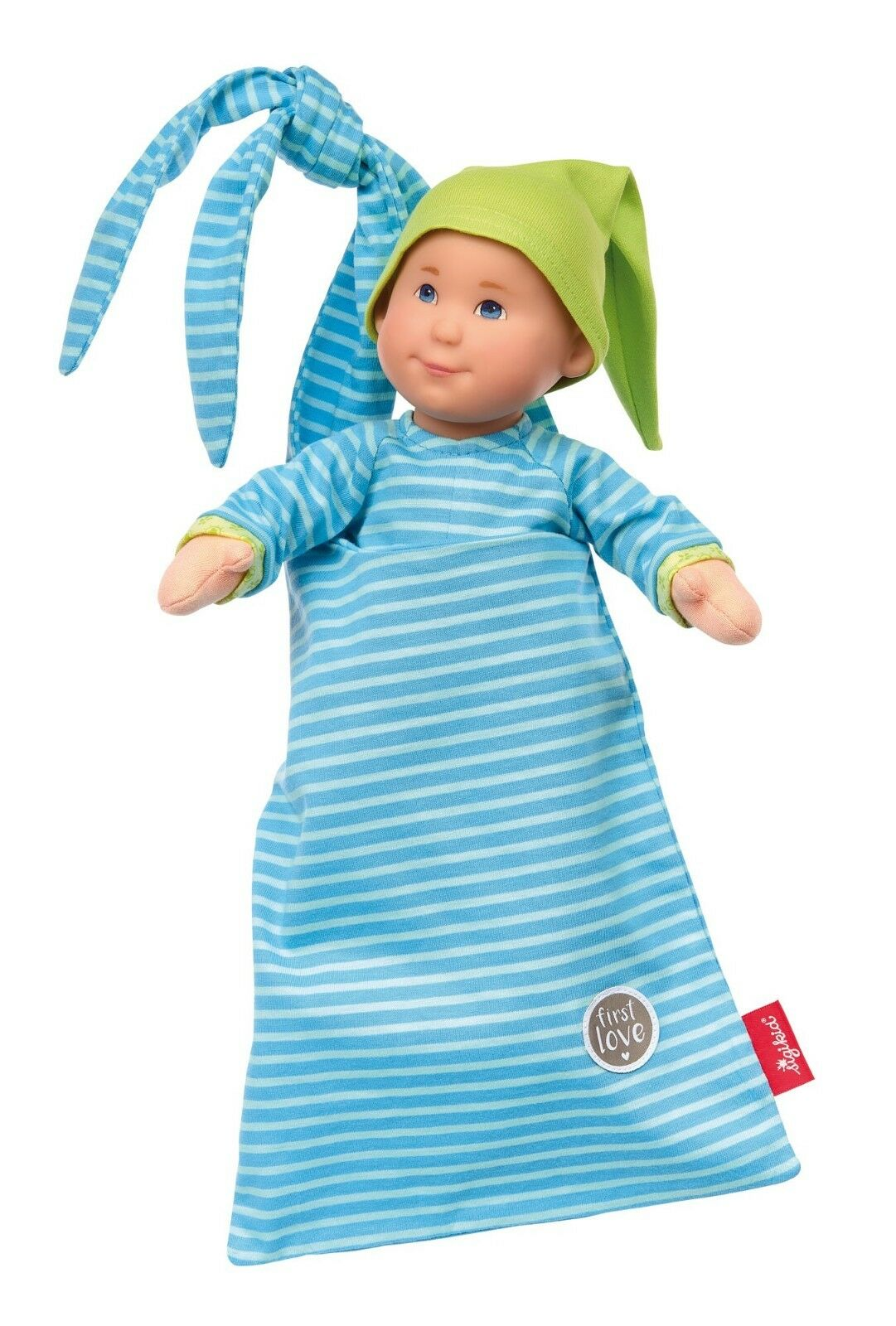 Sigikid Puppe 24924 Pallimchen Weichkörper Stoffpuppe Neu & Ovp