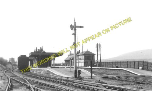 7 Hawes Junction /& Garsdale Railway Station Photo Kirkby Stephen. Dent