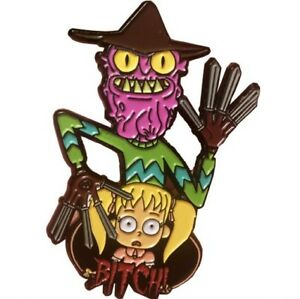 Rick-and-Morty-Enamel-Pins-Free-Shipping-Scary-Terry-Lapel-Tiny-Adult-Swim