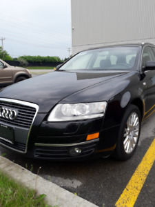 Audi A6 C6 Wagon from Toronto, NO rust!!