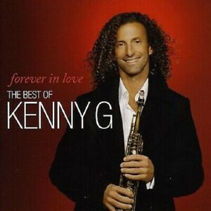 KENNY-G-FOREVER-IN-LOVE-THE-BEST-OF-CD-GREATEST-HITS-SAXAPHONE-NEW