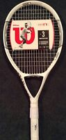 Wilson Ncode N1 115 Oversize Strung Tennis Racquet Racket 4-1/4 Free Ship