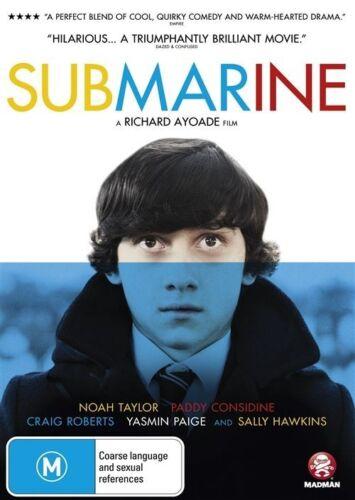1 of 1 - Submarine (DVD, 2012)-REGION 4--Free postage
