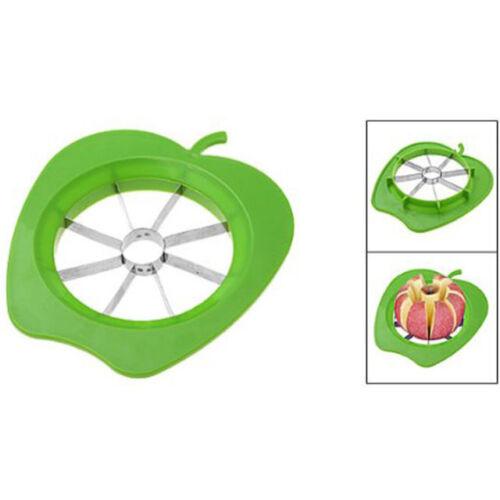 Gadget Apple Fruit Easy Slicer Cutter Corer Red Green Blue Christmas Xmas Gift