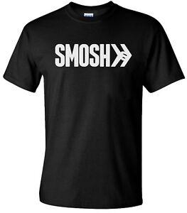 Smosh-T-Shirt-Youtube-Personality-Vlogger-Kids-amp-Adults-Sizes-Funny-T-Shirt