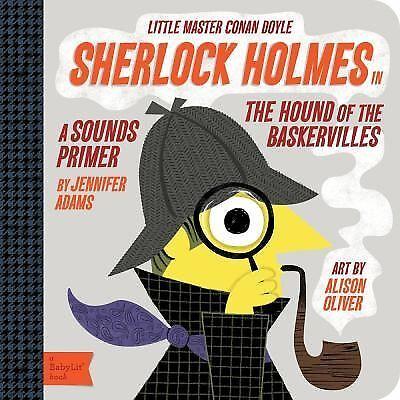 Jennifer Adams - Sherlock Holmes (2013) - New - Childrens