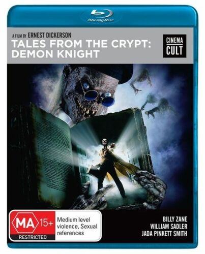 1 of 1 - 1Tales from the Crypt: Demon Knight (Cinema Cult) NEW B Region Blu Ray