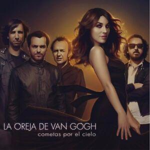 Cometas-por-el-cielo-La-oreja-de-Van-Gogh-CD-Sealed-New-2011