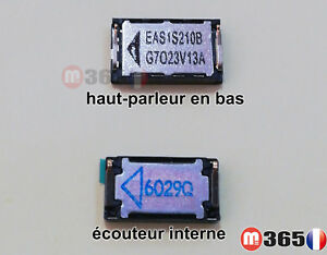 sony z5 compact mini MODULE ECOUTEUR INTERNE / haut parleur sony xperia z5 mini