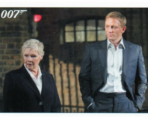 James Bond   Quantum Of Solace    Individual Trading Cards