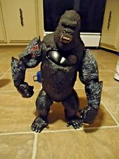 "KING KONG The 8th Wonder of the World (2005) Playmates~ 11"" ROARING FIGURE"