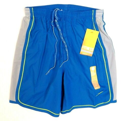 Speedo Hydovolley Blue /& Gray Shorts Swim Shorts Compression Jammer Men/'s NWT