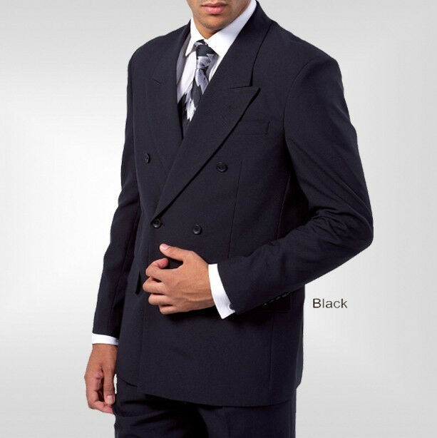 Herren' double breasted suit ( come with pants) by Fortino Landi Stye  901P