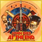 John Dies at the End [Limited Edition] by Brian Tyler (CD, Oct-2014, La-La Land Records)