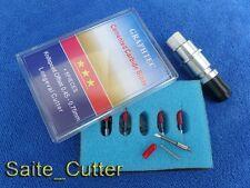 1pc Graphtec Cb15 Cutting Plotter Blade Holder Vinyl Cutter 5pcs Hq 45 Blades