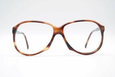 Amichevole Vintage Nigura 324 58 [] 14 140 Marrone Ovale Occhiali Montatura Eyeglasses-