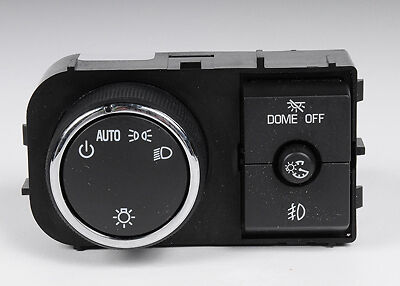Headlight Switch-Head Lamp & Instrument Panel Lamp Dimmer & Dome Lamp Switch