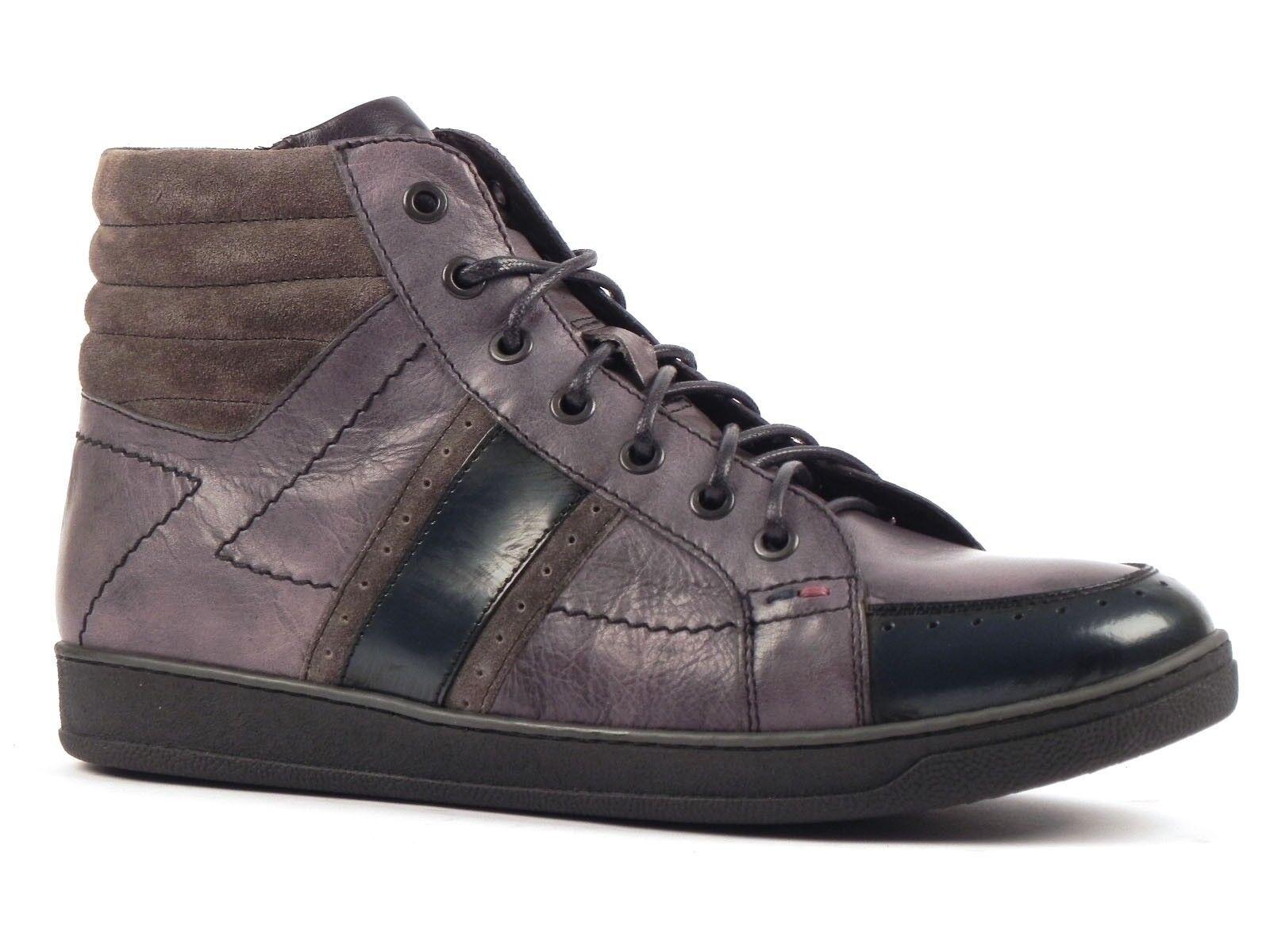 Zapatos  hombre LION INVERNO 10631  Zapatos POLACCHINO MARE/Gris a2b779