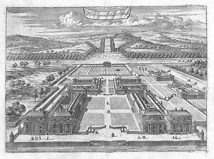 Antique-maps-The-Hospital-at-Greenwich