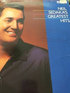 Neil Sedaka's Greatest Hits Vinyl