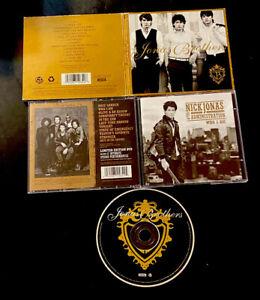 4 JONAS BROTHER, Nick CDs Self Titled Bonus Jonas, Who I Am, South Africa Import
